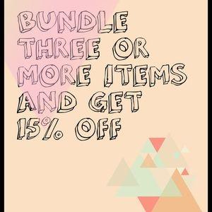 Accessories - Bundles